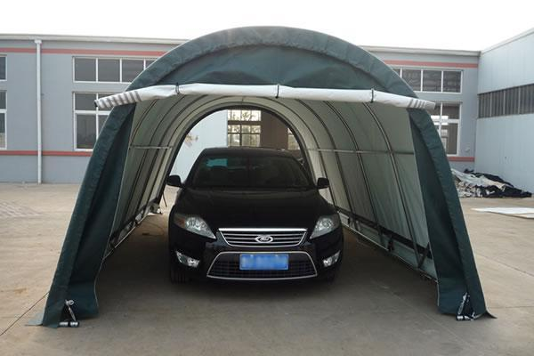 carport et garage en toile carport toile tendue xinli. Black Bedroom Furniture Sets. Home Design Ideas
